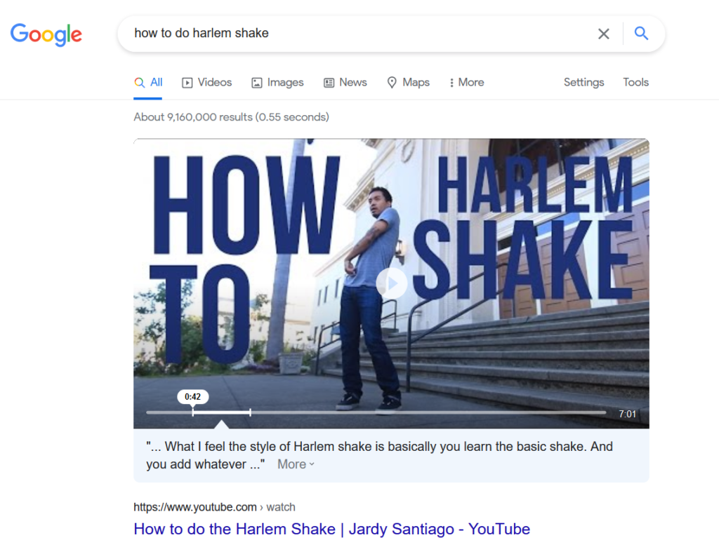 Video content marketing done right - enhance for Google and YouTube