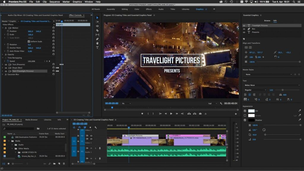 Is it easy to resize video premiere?